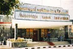 ネフェルタリ ホテル アブ シンブル