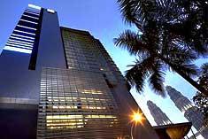トレーダース ホテル クアラルンプール バイ シャングリラ