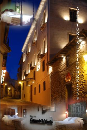 Convento del Giraldo Hotel Cuenca
