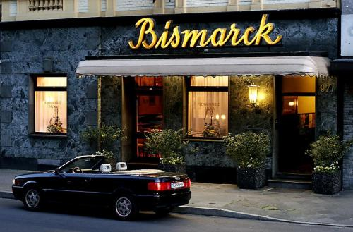 Hotel Bismarck �̿�