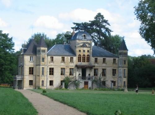 Chateau Du Four De Vaux �̿�