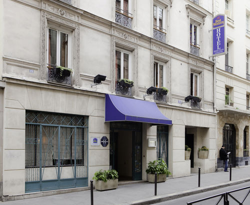 New Hotel Lafayette  Rue Buffault