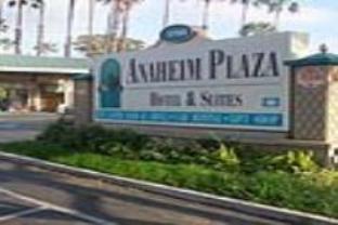アナハイム プラザ ホテル & スイーツ 写真