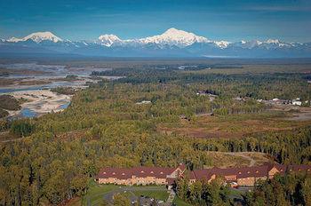 タルキートナ アラスカン ロッジ 写真