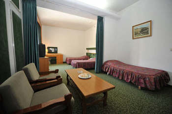 キャピトル ホテル エルサレム 写真