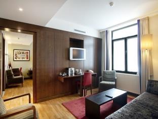 ヒルトン ブリュッセル シティ ホテル 写真