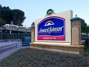 ハワード ジョンソン アナハイム ホテル アンド ウォーター プレイグラウンド