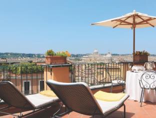 写真:インターコンチネンタル デ ラ ヴィッレ ローマ ホテル