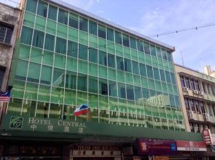 写真:セントラル ホテル サンダカン