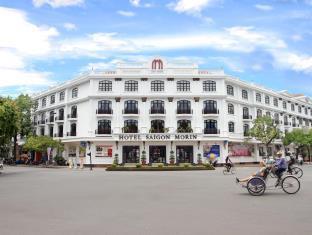 写真:サイゴン モーリン ホテル