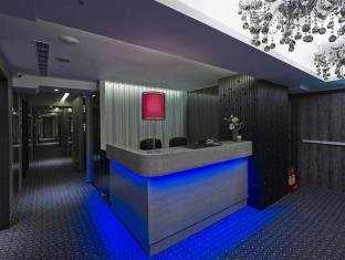 写真:ビューティー ホステルズ タイペイ ホテル ナイト