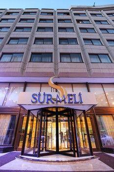 スルメリ アンカラ ホテル