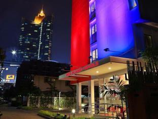 写真:レッド プラネット ホテル バンコク