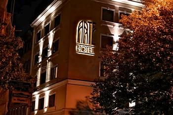 写真:アルテ ホテル