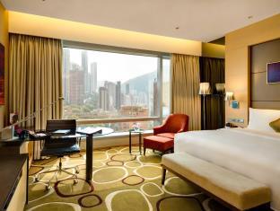 写真:クラウン プラザ 香港 コーズウェイ ベイ