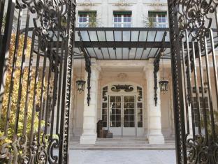 写真:シャングリ - ラ ホテル パリ