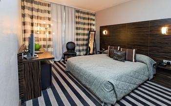 写真:ベストウェスタン ホテル ドゥ フランス バイ ハッピーカルチャー