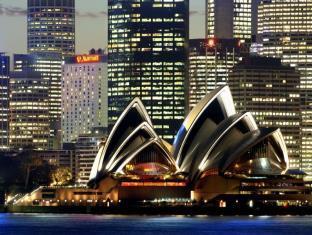 写真:シドニー ハーバー マリオット ホテル