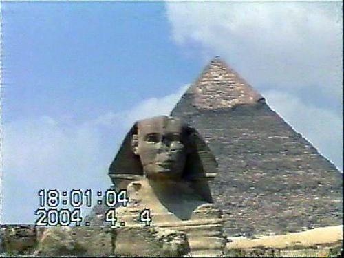 エジプトの旅【4】 試行錯誤して完成したピラミッド メンフィス周辺ピラミッド地帯