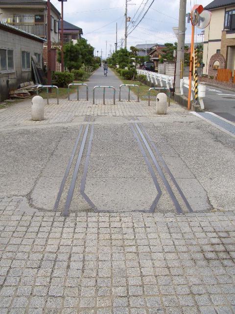自転車の 別府 観光 自転車 : 自転車で別府鉄道と国鉄高砂線 ...