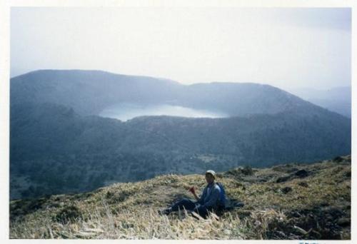 霧島の韓国岳登山!(一人で ...
