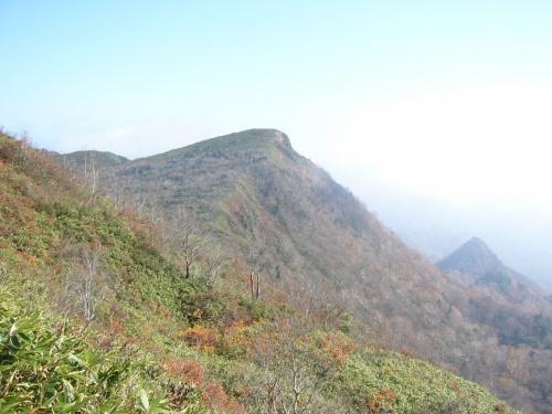 那須・茶臼岳&会津・七ヶ岳登山 2006年10月(2日目)