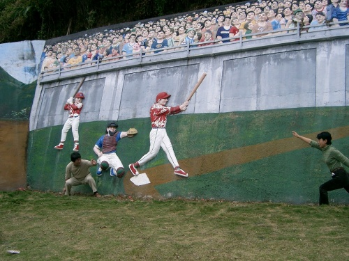 500圓紙幣に描かれた野球少年たちの故郷を訪ねてきました。