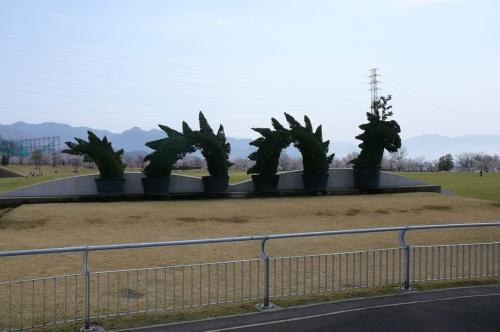 赤坂台総合公園散策?