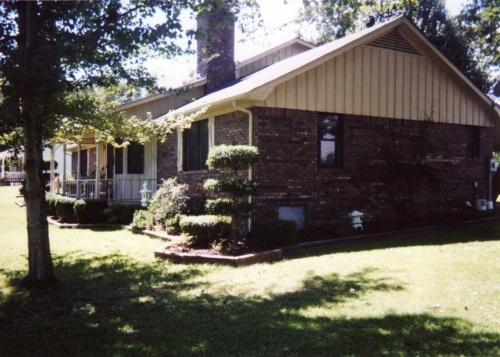 テネシー州メンフィス・ホームステイ