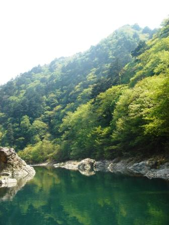 ■龍王峡ハイキング■