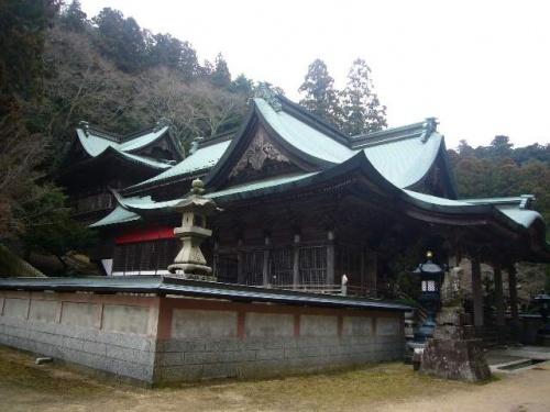箸蔵寺2「淡路・鳴門うずしおの旅 その18」