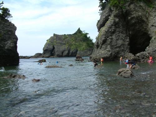 伊豆 ~南伊豆・中木・ヒリゾ浜/西伊豆・雲見温泉~