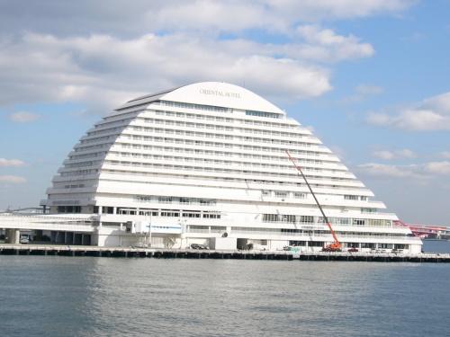 神戸らしい景色をゆっくり味わいたくなって「神戸メリケンパークオリエンタルホテル」に宿泊してきました♪<br /><br />