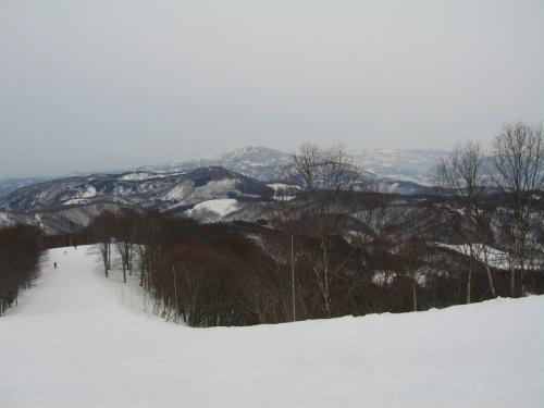 打ち上げ旅行!スキーの旅(斑尾高原)