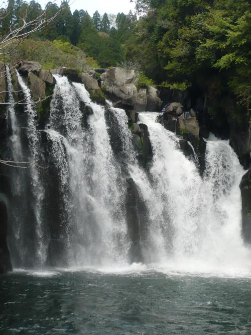 春の南九州の旅《その9》◆関之尾滝(日本の滝百選)&ごろが轟編