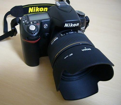 D80・F100fd・910IS・D90・F200EXR → 試 し 撮 り