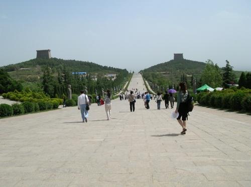 平遥、西安、中国古都の旅/西安1-2日目、西安西線ルートへ