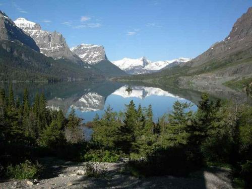 グレイシャー国立公園の画像 p1_36