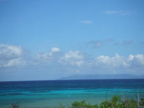 2008年7月八重山再会のたび その2 波照間島