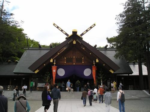 札幌 1泊2日 (2008年 6月)