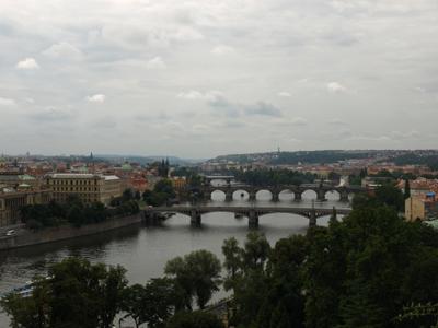 プラハを訪れるのは実は4回目 ...