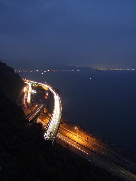 東海道の絶景:さった峠
