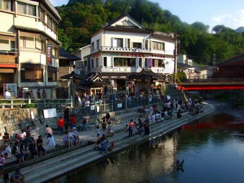 夢千代日記の湯村温泉と岩井温泉(その2)