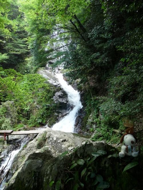 滝紀行◆布引の滝(三重県津市・旧白山町)