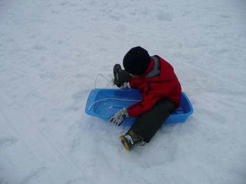 2009年 初滑り・・・?