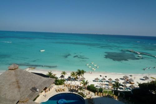 カンクン(メキシコ)・キューバへハネムーンで行ってきました。