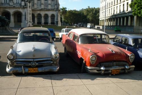 メキシコとキューバにハネムーンで行きました。