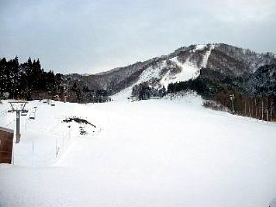 1997年 鹿角国体 in 秋田県 花輪スキー場