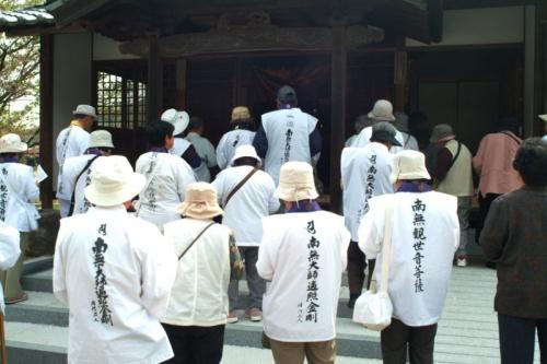旧暦三月二十一日は豊島のお大師参りの日でがんす。<br />フェリーで小豆島バスなどの巡拝団が沢山島を廻りお接待を受ける、豊島の最大のイベントでがんす。