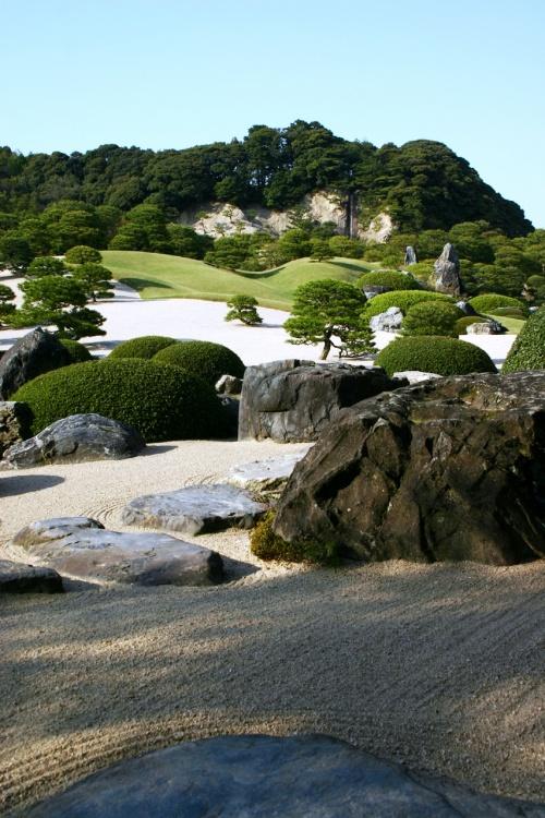 6年連続庭園日本一!足立美術館